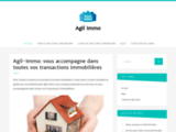 Agil'immo - chasseur immobilier