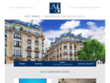 Agence immobiliere Paris 16.