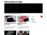 Aide juridique en ligne: Aide juridique et conseil juridique