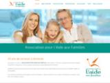 Bienvenue sur le site de l'association d'aide aux familles !