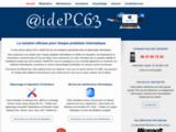 AidePC63 - Dépannage et assistance informatique