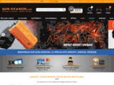 Airsoft : air soft gun evasion repliques d'armes
