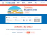 Vols pas chers aux Antilles - Air Caraïbes