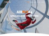 AIRFLY64 - Simulateur de chute libre / soufflerie mobile à Bayonne, Pays basque
