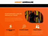 Airsoft Adrenaline: vente de repliques d'Airsoft