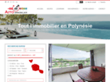 Agence immobilière à Tahiti - Aito Immobilier, immo Tahiti Polynésie