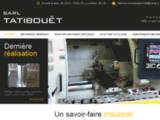 SARL Tatibouet - Réparation, entretien et maintenance de pièces d'usure