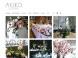 Akiko Usami - Art Floral Japonais, Ikebana