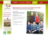 Ferme du Pay - Vendée : légume agneau oeuf boeuf pintade poulet veaux