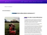 Créez, personnalisez et imprimez votre album photo avec Albumblog.com