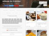Album De Cuisine - toutes les meilleures recettes des blogs de cuisine francophones !
