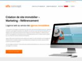 Alfa Concept - Solutions et Site internet pour agences immobilières