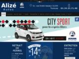 Alizé Autos : Voitures sans permis d'occasion à Colomiers