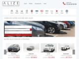 Alizé Automobiles - vente de véhicules neuves et d'occasion dans le 77