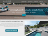 Alkira - spécialiste en terrasse mobile pour piscine