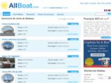 AllBoat.com : Achat et vente de bateaux d'occasion par petites annonces.