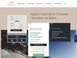 Hôtel Alliey à Serre Chevalier