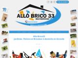 Allo-Brico33 - Multiservices - Service a la Personne - Bricolage
