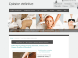 Epilation definitive sans douleurs