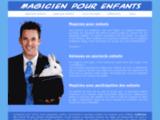 Spectacle enfants de magie avec magicien