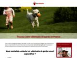 Tous les vétérinaire de garde en France