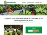 Entretien et création de jardin avec AlloJardin.com