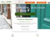 Allosteo.net - Consultez un ostéopathe à domicile ou en entreprise sur Paris et petite couronne.