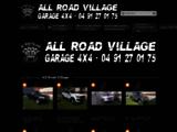 Vente 4x4 occasion, Garage 4x4, r?paration 4x4 - AllRoadVillage