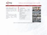 Allteq - Société d'ingénierie et de conseils en technologie (La Talaudière - 42)
