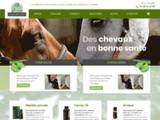 Vente en ligne des produits naturels pour les chevaux et les cavaliers