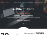[alpha studios - Tunisie]  agence de création de sites web et développement de solutions internet, e-commerce, webmarketing, boutique en ligne, e-tourisme, sous-traitance