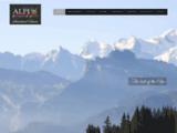Alpi immobilier pour des propriétés près de la nature