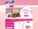 ALSA : Idées recettes et aides àla pâtisserie - Alsa.fr