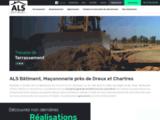 ALS Bâtiment, entreprise de maçonnerie près de Dreux et Chartres