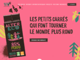 Commerce equitable - Produits equitables : chocolat equitable et bio, the Bio , cafe -