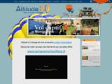 Altitude 2.0 - Vol et baptême en Montgolfière en Sarthe, communication aérienne - Le Mans.