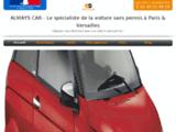 Agence voiture sans permis PARIS
