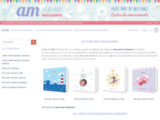 Faire-part naissance : carte de naissance et faire part de naissance
