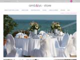 Ambelys-Store : spécialiste de la décoration de salle et de l'art de la table