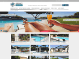 Produits aluminium pour la piscine et le jardin