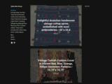 Antique decorative textiles - Antique nomadic textiles - Antique tribal rugs and costumes - Hanging textiles - Ikats