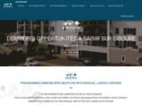 Amodia, achetez des programmes immobiliers neufs en Pays Basque