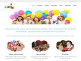 Amuse-Moi - Agence d'animation pour enfants en IDF