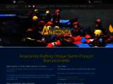 anacondarafting.com | La montagne au fil de l'eau