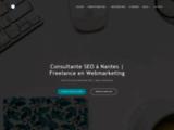 Consultant webmarketing Nantes | Anaïs Fournout Freelance
