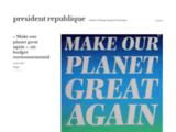 president republique  – Parlons Politique Europe & Economie