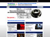 Societe de maintenance industrielle, intervention sur site, conseil, formation