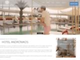 Andronikos Hôtel | Spa Jacuzzi Hôtel à Mykonos Grèce