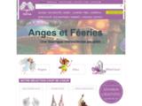 ANGES ET FEERIES - Boutique en ligne - Montpellier - Languedoc Roussillon