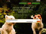 Echange de garde d'animaux entre particuliers - Animal Futé